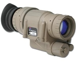 US NIGHT VISION NightCoat PVS-14 Monocular Coyote Tan