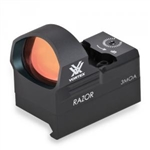 VORTEX Razor Red Dot Sight 1x (Bright Red 6 MOA Reticle)