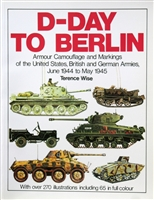 D-Day to Berlin by Terence Wise