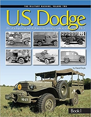 U.S. Dodge by David Doyle (Boxed Set: 2 Huge Volumes)