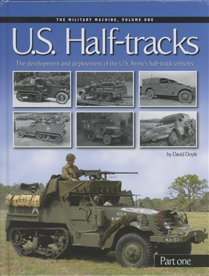 US Half-tracks by David Doyle