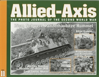 Allied-Axis Photo Journal of WW2: #11 15cm Schwere Panzerhaubitze Hummel