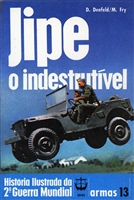 Indestructible Jeep (Jipe o indestrutivel) by Denfeld & Fry (PORTUGUESE)