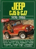 Jeep CJ5 & CJ7 1976-1986, compiled by R. M. Clarke