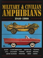 Military & Civilian Amphibians 1940-1990, compiled by RM Clarke