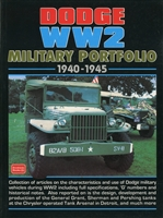 Dodge WW2 Military Portfolio 1940-1945 by Richards.