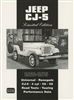 Jeep CJ-5 Limited Edition 1960-1975 compiled by R.M. Clarke