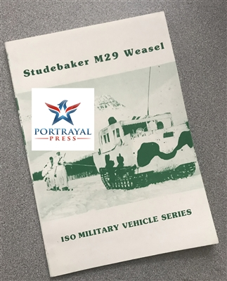 Studebaker M29 Weasel by Jeff Woods - ISO Military Vehicle Series