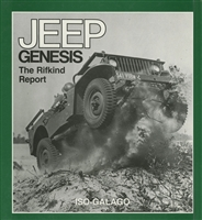 Jeep Genesis: The Rifkind Report by H. Rifkind