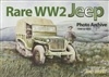 Rare WW2 Jeep Photo Archive