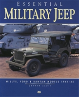Essential Military Jeep by Graham Scott