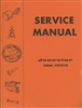 Service Manual for Jeepster Series Vehicles