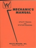Mechanic's Manual for Jeep Utility Trucks and Station Wagons