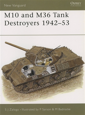 Osprey NV No. 57: M10 & M36 Tank Destroyer