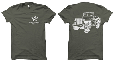 "Portrayal Press ""Got Manuals?"" T-Shirt"