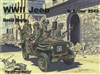WWII Jeep in Action by David Doyle