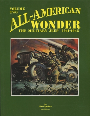 All-American Wonder Volume 2