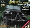 Jeep In Detail: Willys MA & MB in the First 50 Years of Service by Koran and Mostek