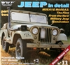 Jeep In Detail: M38A1 & M606A2 by Koran and Mostek