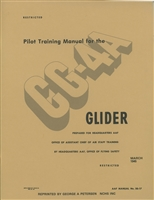 Waco CG4A Glider Pilot Training Manual