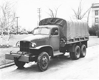 Image of G508 CCKW Truck