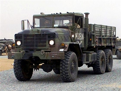 Bundle - M939 Series of 5 ton 6x6 Trucks