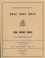 Base Shop Data  White Scout Car - M3A1 (G67).