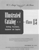 U.S. Army Air Forces, Illustrated Catalog Class 13, Clothing, Parachutes, Equipment & Supplies 1943