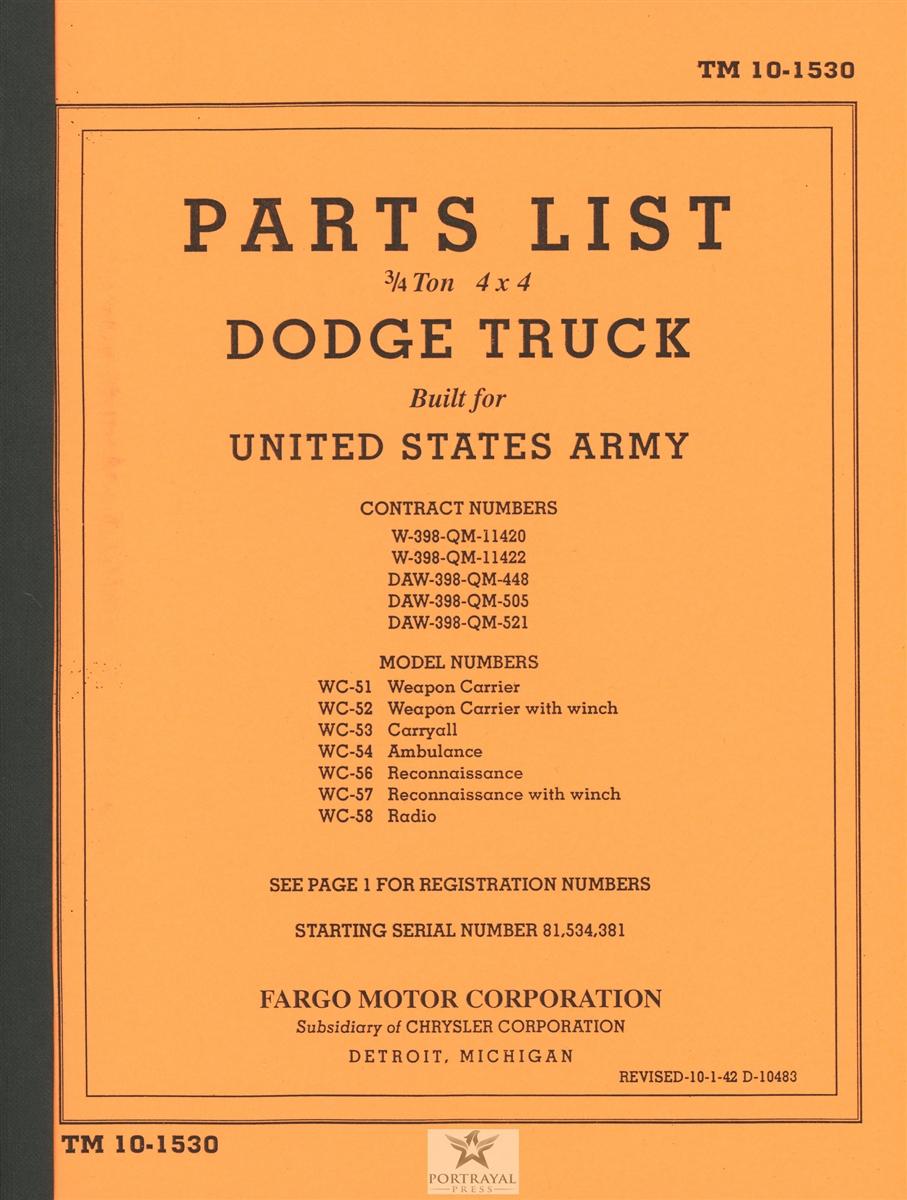 dodge parts diagram dodge 3 4 ton parts manual  dodge 3 4 ton parts manual