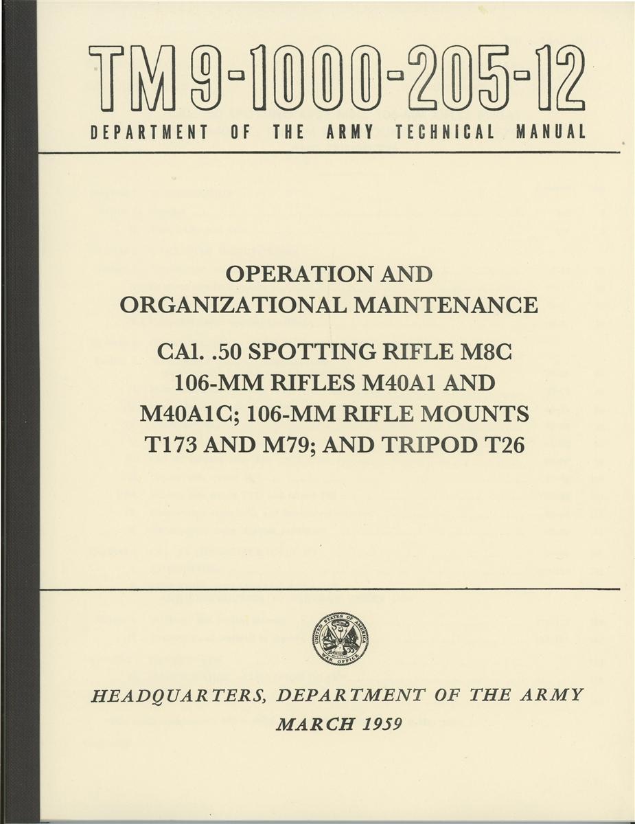 M17 Army Tm