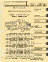 TM 9-2320-272-20 Organizational Maintenance