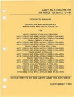 TM 9-2320-272-20P Illustrated Parts for Organizational Maintenance