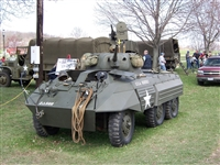 #1 Bundle M8/M20 Light Armored Car (G136/176)