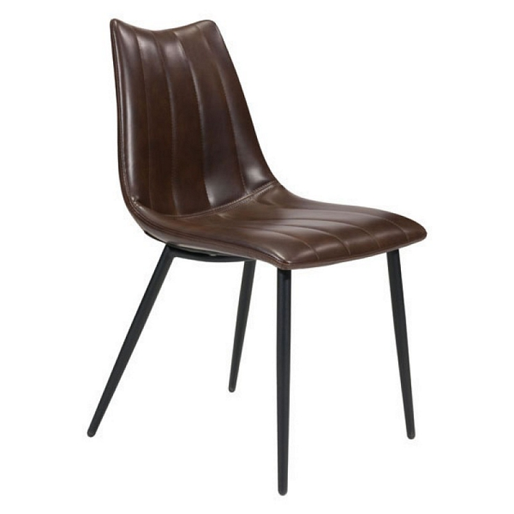 sc 1 st  Instyle Modern.com & Zuo Modern Norwich Dining Chair Brown