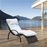 Fine Mod Imports Otello Outdoor Lounge Chair