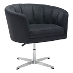 Zuo Modern Wilshire Occasional Chair Black
