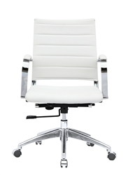 Sopada Conference Office Chair Mid Back in White