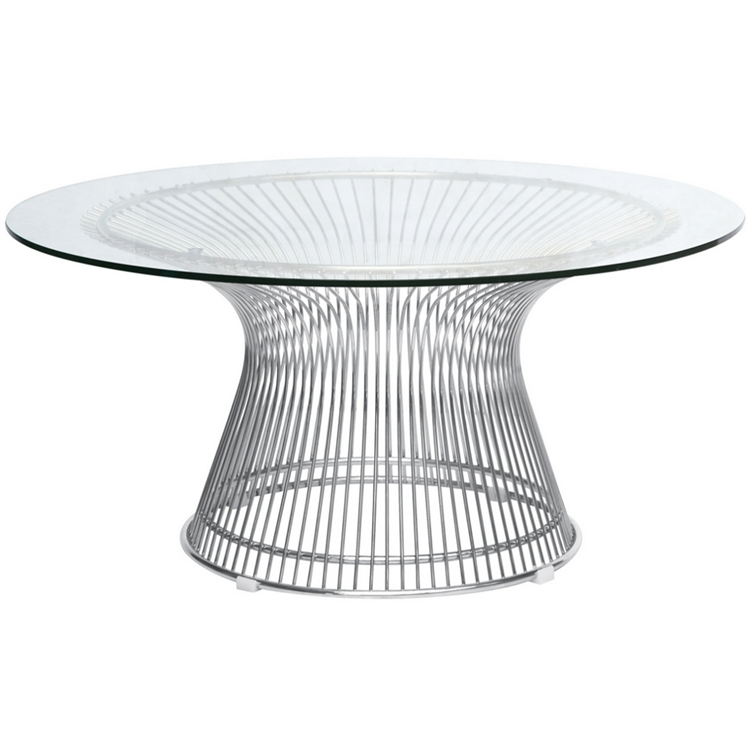 Fine Mod Imports Wire Side Coffee Table