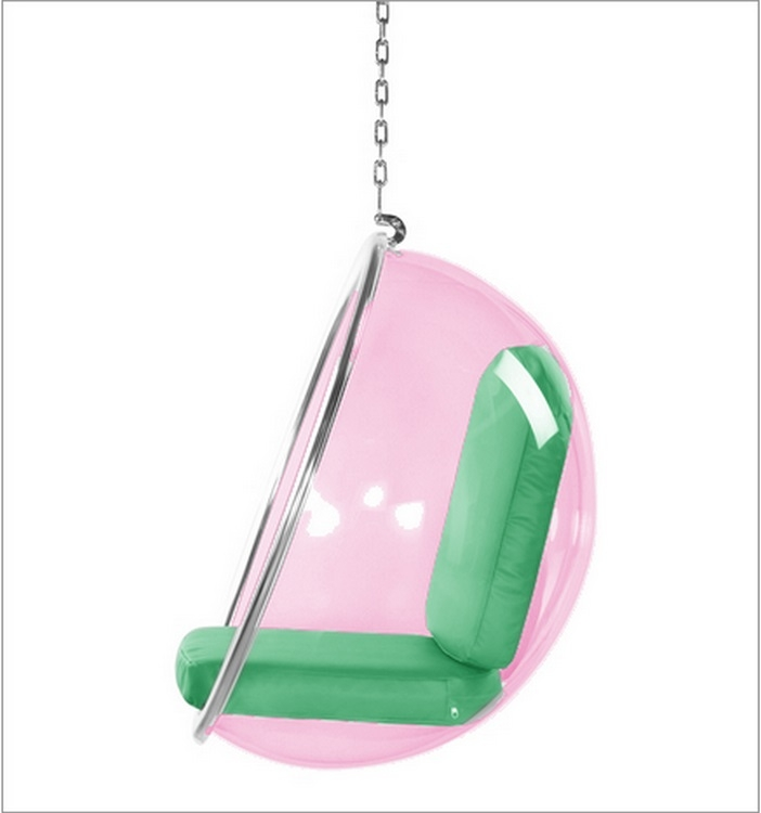 Fine Mod Imports Bubble Hanging Chair ...