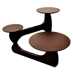 Fine Mod Imports 3 Tier Coffee Table