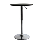 Fine Mod Imports Adjustable Bar Table
