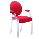 Fine Mod Imports Gus Arm Chair Set Of 2