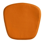 Zuo Modern Wire/Mesh Chair Cushion Orange