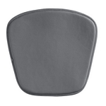 Zuo Modern Wire/Mesh Chair Cushion Gray