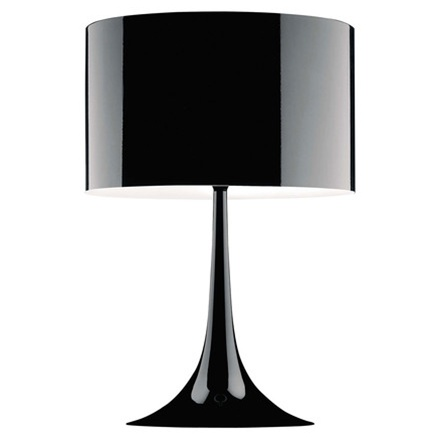 Fine mod imports spun tulip style table lamp aloadofball Images