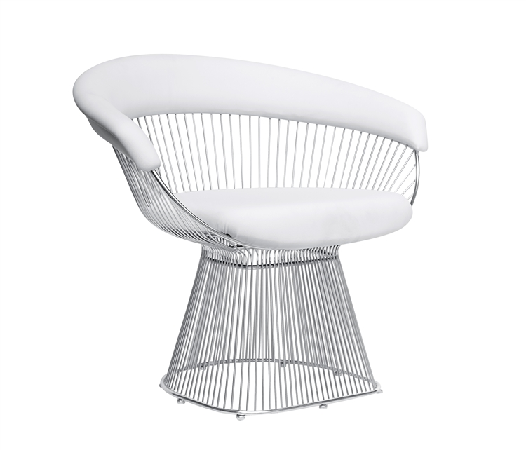 Fine Mod Imports Platner Libo Dining Side Chair ...