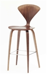 Fine Mod Imports Normen Chair Modern Wooden Counter Chair