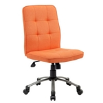Modern Office Chair - Orange
