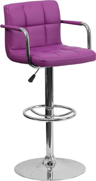 Must see Adjustable Height Barstool - FL-CH-102029-PUR-GG-2  HD_557471.jpg?1525328223
