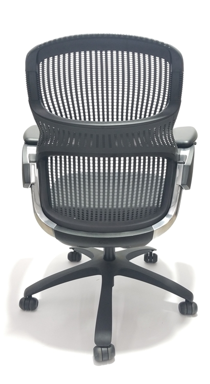 Knoll Life Chair Fully Adjustable Model In Mesh Back